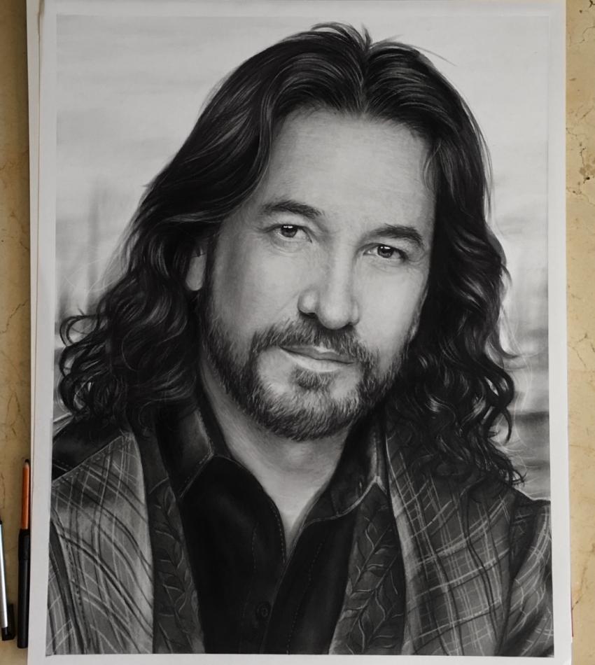 Marco Antonio Solis by pamela
